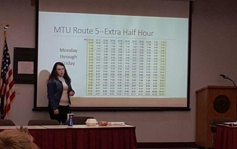 Student Senate to Make Tough Budget Choices