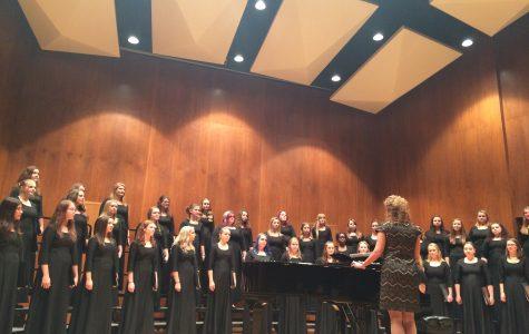 Three Ensembles Showcased at Fall Concert