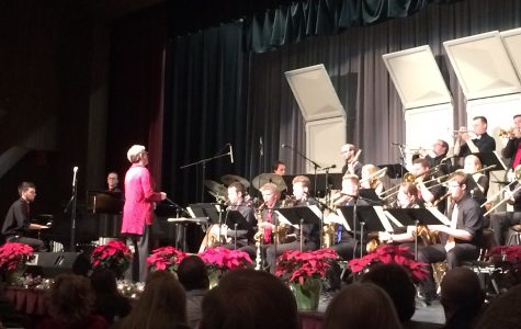 Swinging Yuletide Puts Community in Holiday Spirit