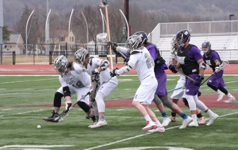UW-L Men's Lacrosse Open Season Strong