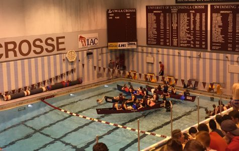 UW-L Hosts Live Action Battleship