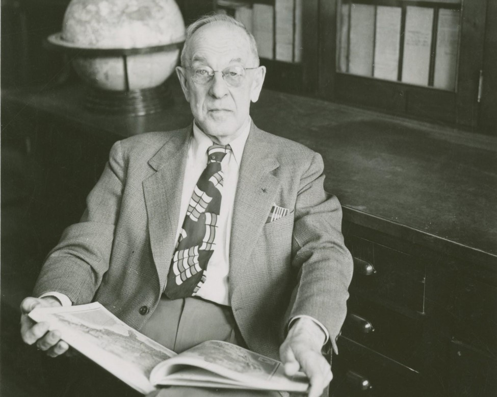 Clayton Whitney, retrieved from Murphy Library