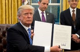 Trump's Latest Executive Orders: Why They Matter to UW-L Students