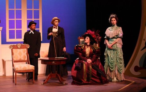 UW-L Theatre Presents a Timeless Tease of High Class Society