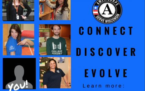 'Connect, Discover, Evolve' with AmeriCorps!