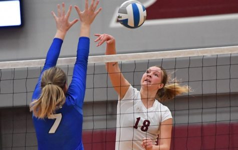 Eagles Upset by the Norse: Henk Earns 1000th Kill