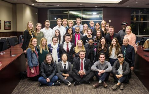 Student Association Looks for A New Vice President