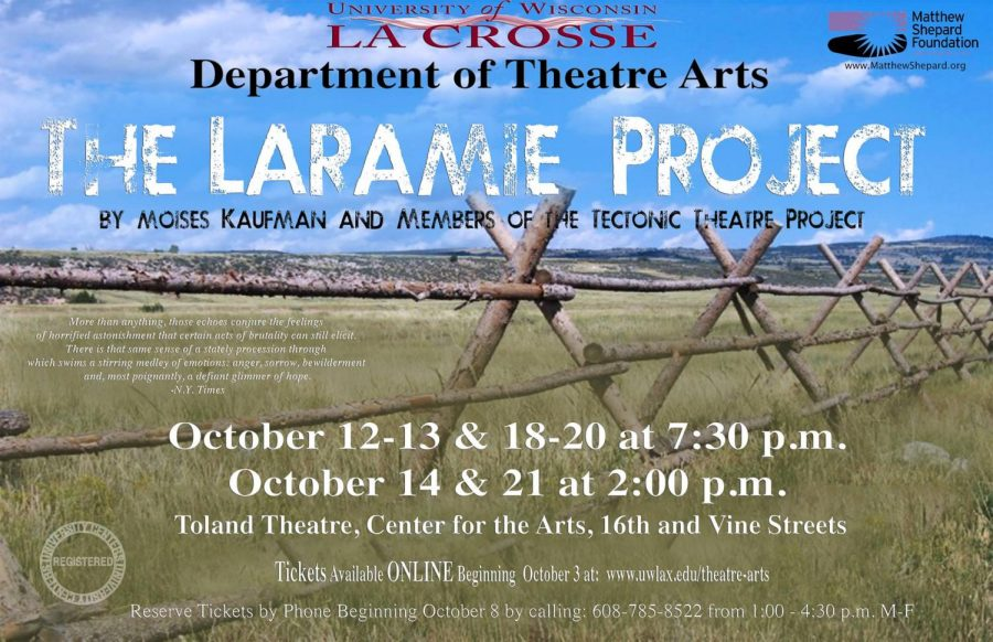 UWL+Presents+The+Laramie+Project