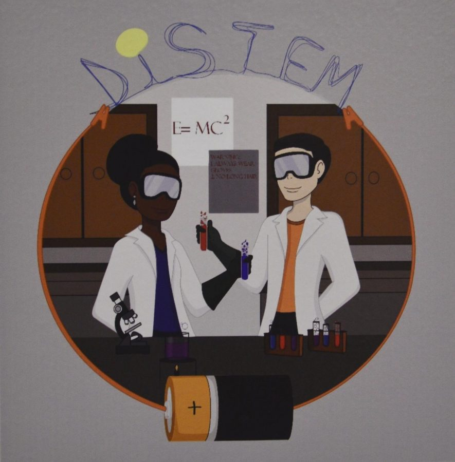 DiSTEM's logo. Picture credit: DiSTEM