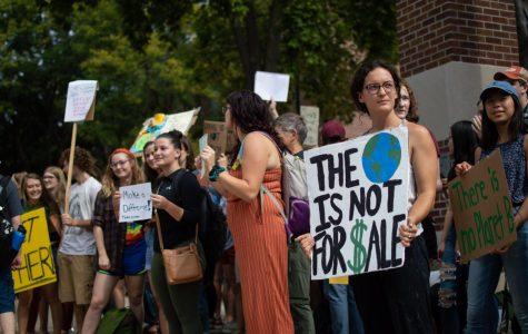 Photo Series: UWL Climate Strike