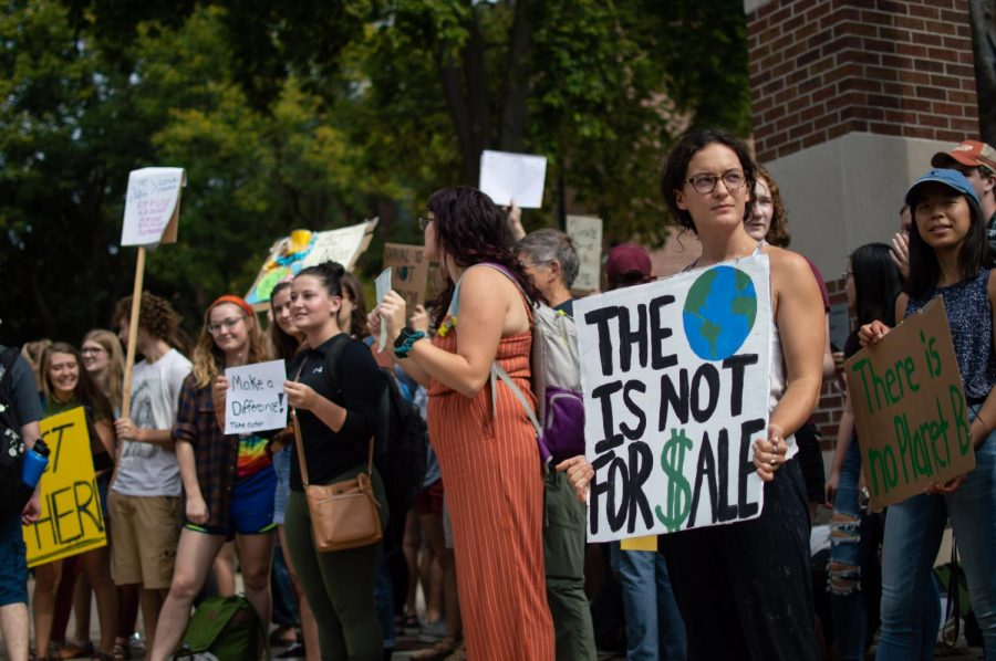 UWL+Climate+Strike+2019.+Photo+by+Carly-Rundle+Borchert.+