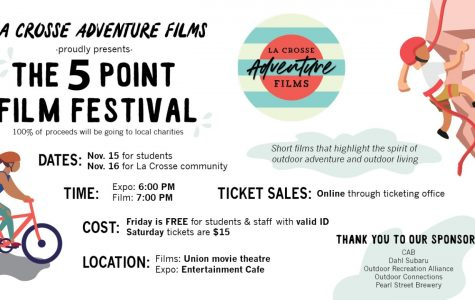 5 point film festival comes to UWL