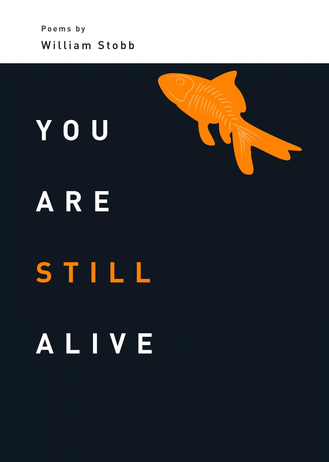 Cover of You Are Still Alive by William Stobb
