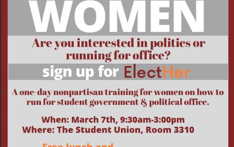 Elect Her registration open until Feb. 28