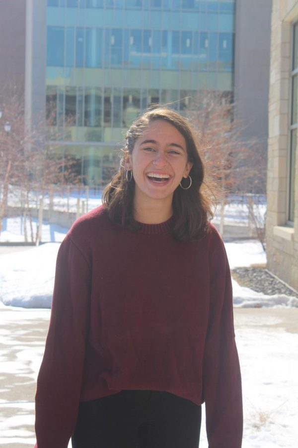 Q&A with Student Association President Sita Agterberg