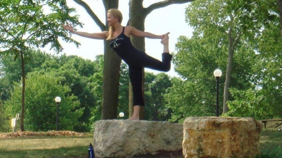 Instructor Tammy Zee.