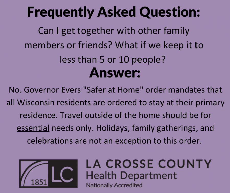 Provided by the La Crosse County Health Department.