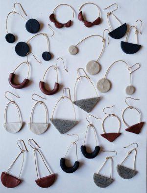 Neutral Earrings