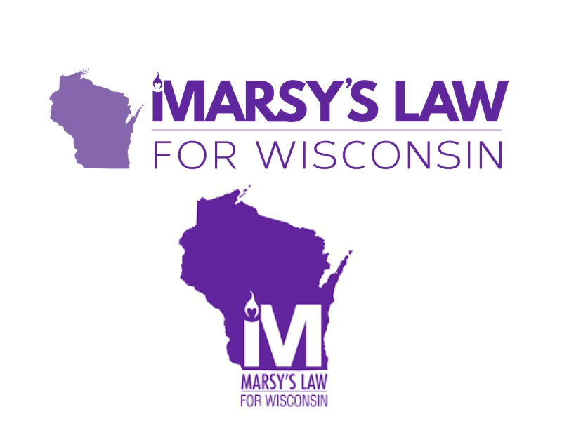 Marsy's Law campaign logo. Photo retrieved from DrydenWire.