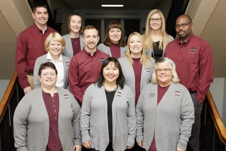 UWL financial aid team.