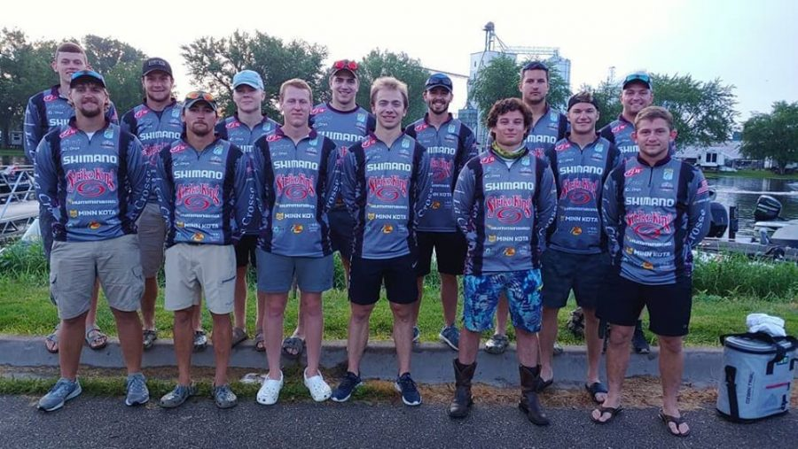 UWL fishing team update during COVID-19 pandemic