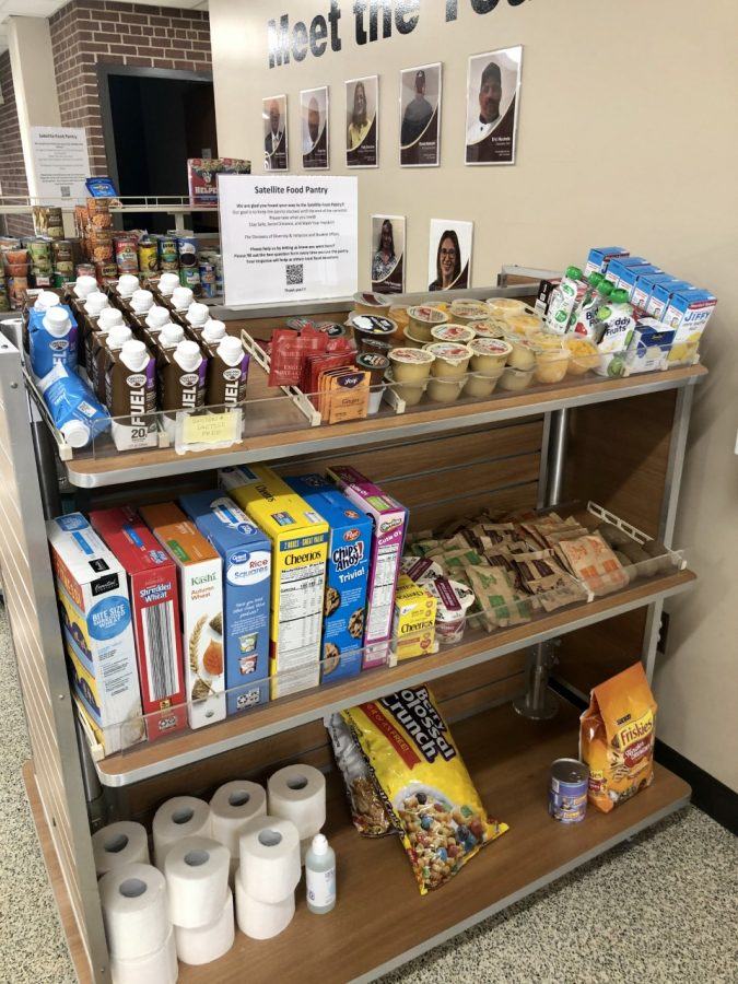 News Release: UW-La Crosse food drive supports students in need