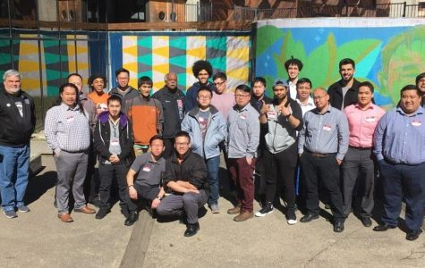 Members of the Hekima Scholars Program in spring 2019. Photo retrieved from news.uwlax.edu.