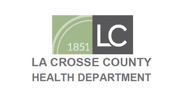 La Crosse County Health Department logo.