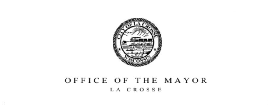 La Crosse Office of the Mayor logo.