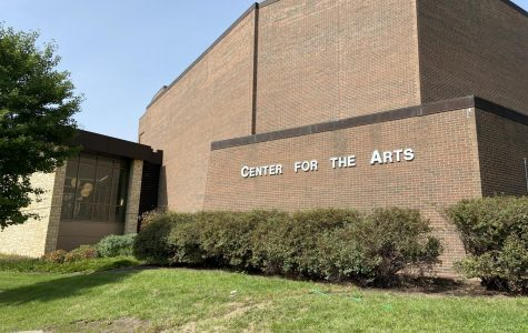 Center for the Arts building.