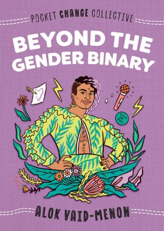 """Cover of """"Beyond the Gender Binary"""" book."""