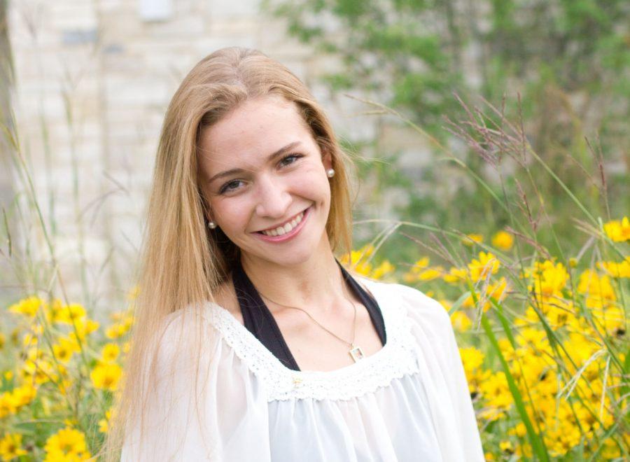 Ally Clark. Photo retrieved from Ally Clark.